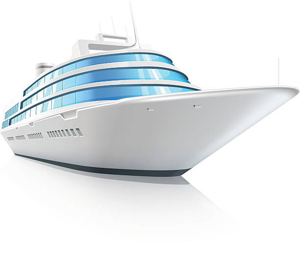 Yacht Vector Clipart Clipground