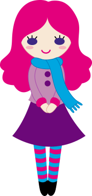 little girls clipart - clipground