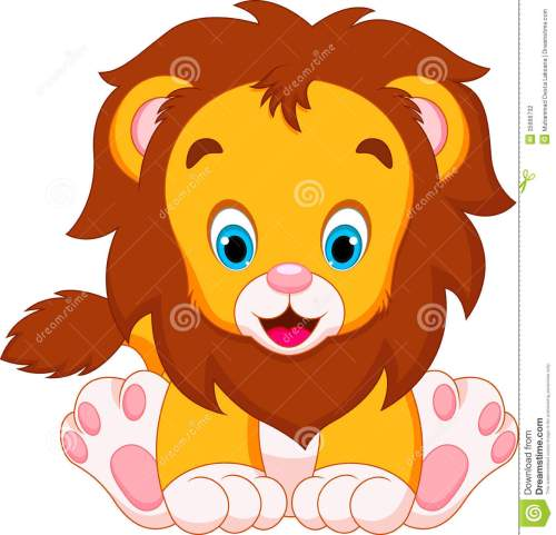 small resolution of lion clipart