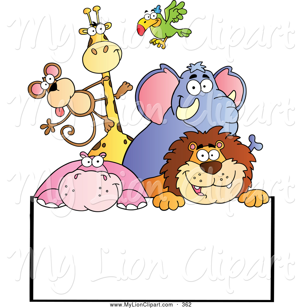 Zoo Beauvalle Clipart