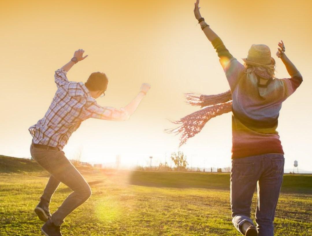 Cultivar la alegría
