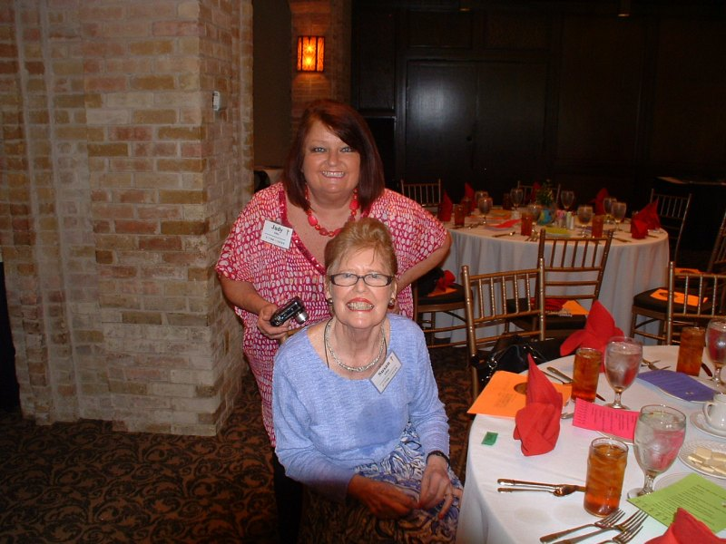 Judy Giles & Susan Allen