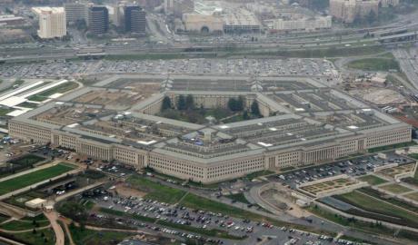 The Pentagon Arilington Virginia