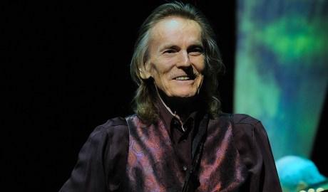 Singersongwriter Gordon Lightfoot