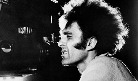 Director Monte Hellman shooting 'Two-Lane Blacktop,' 1971 Everett CollectionDirector Monte Hellman shooting 'Two-Lane Blacktop,' 1971 Everett Collection