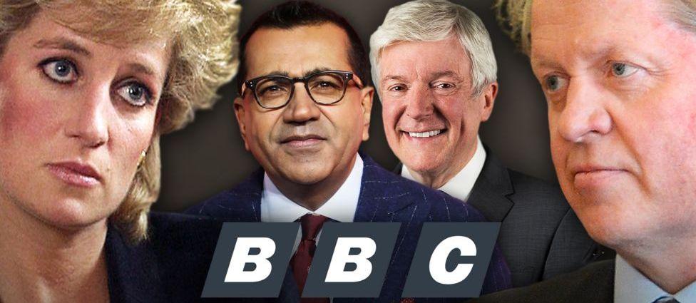 Martin Bashir: The princess, the reporter and the BBC