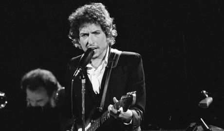 Bob Dylan released Self Portrait in 1970. Pic: AP