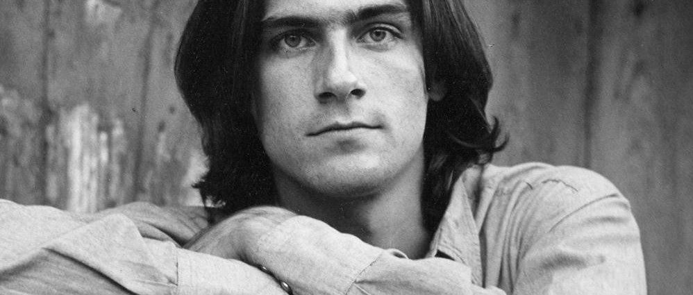 JAMES TAYLOR. PHOTO BY HENRY DILTZ.