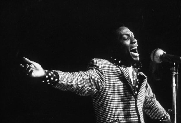 Cliff in 1968. Photograph: Rex/Shutterstock