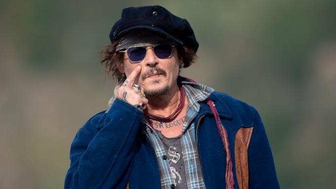 Photo of Johnny Depp AP
