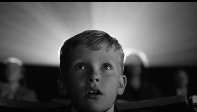Still from the film Belfast