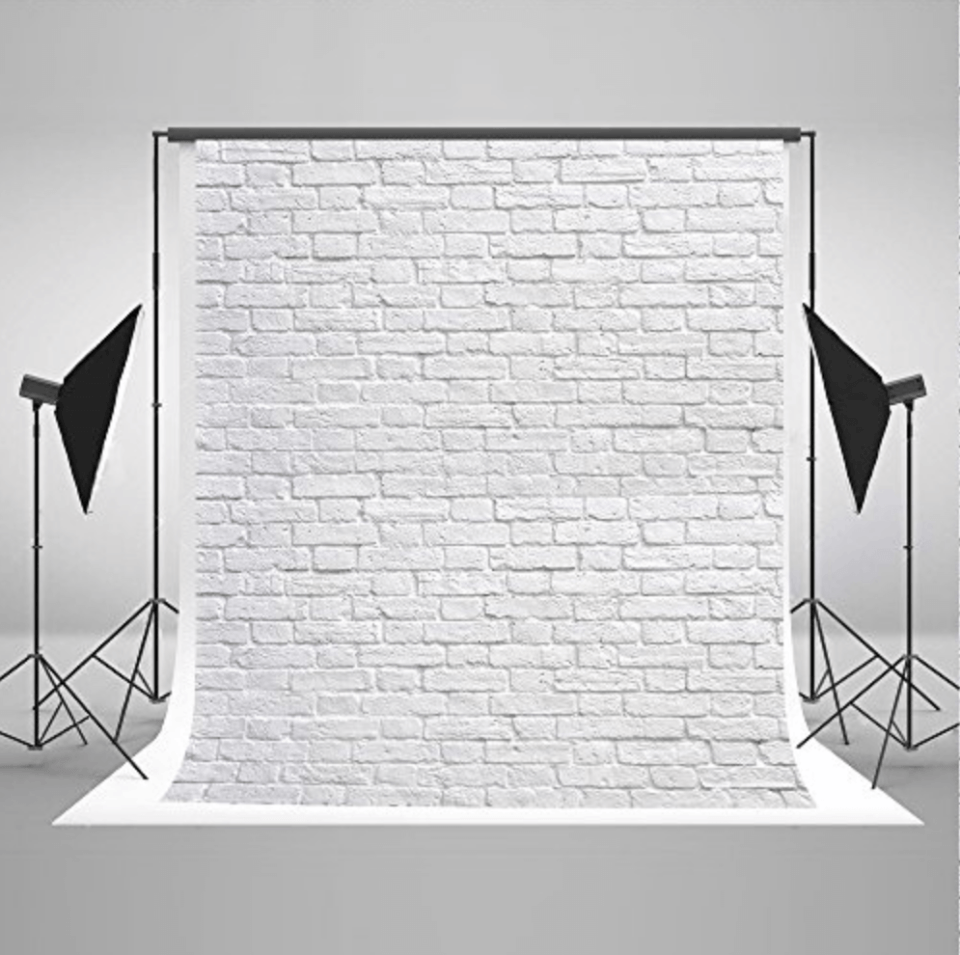 Product Photography in Pattern Background