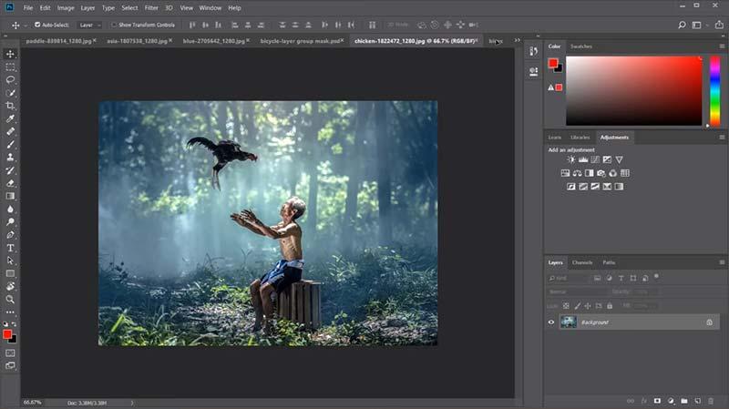 Photoshop-vs-GIM