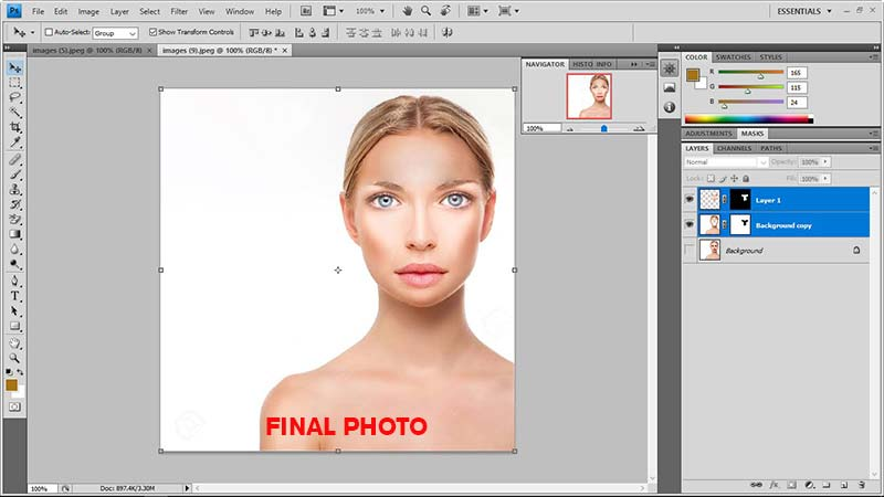 face swap in photoshop tutorial 11