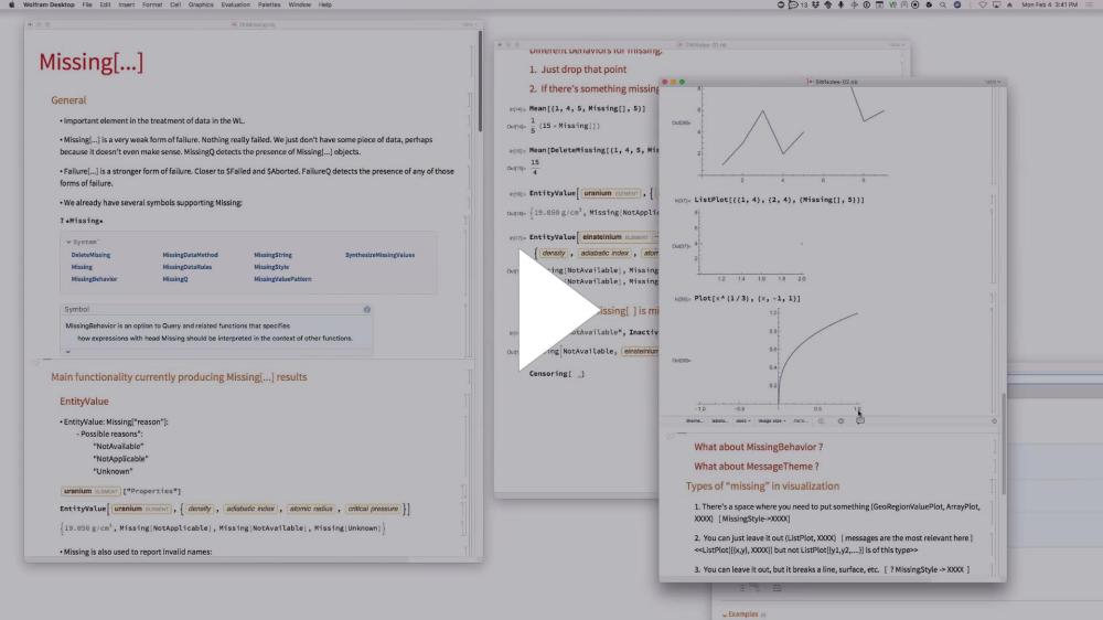 medium resolution of stephen wolfram live ceoing 232 handling missing data in wolflang twitch