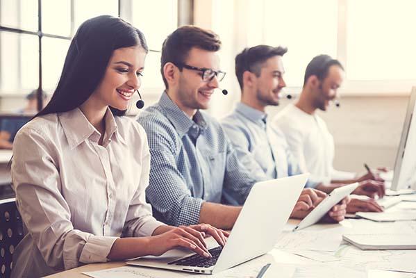 Servicios para empresas - Ayuda on line