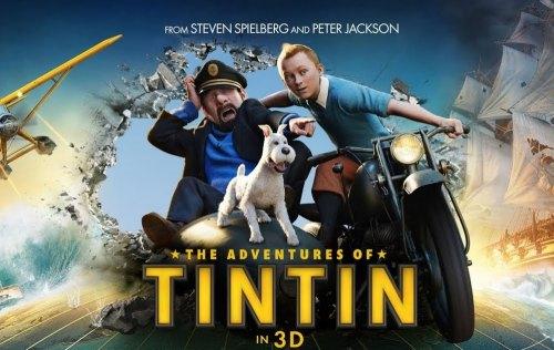 Tintin pelicula spielberg unicornio