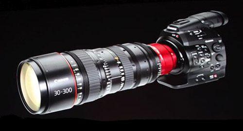 EOS c300 canon cámara cine