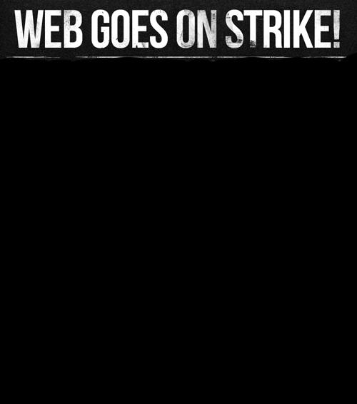 web strike sopa