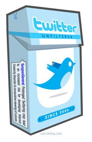 twitter adicction