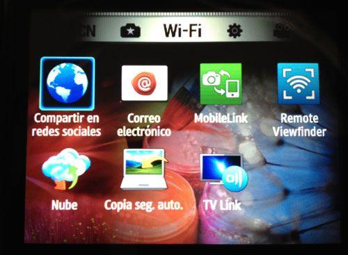 Smart Camera, las cámaras WiFi de Samsung