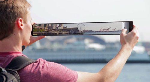 iphone 5 panoramic