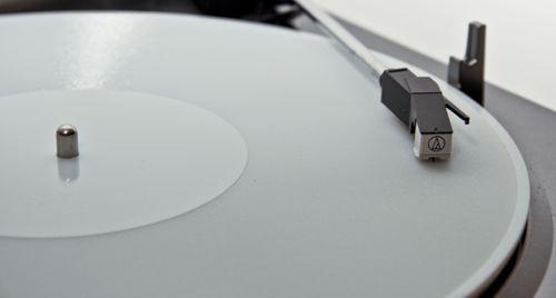 Disco vinilo creado en impresora 3D