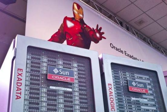 Servidores Oracle Sun Iron Man clipset