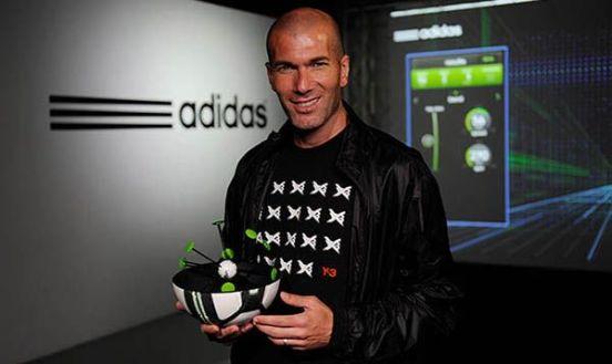 Adidas Smart Ball balon futbol inteligente clipset