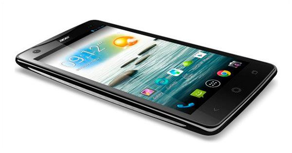 Acer Liquid S1 phablet low-cost clipset