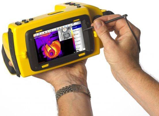 touch-screen-thermal-imager