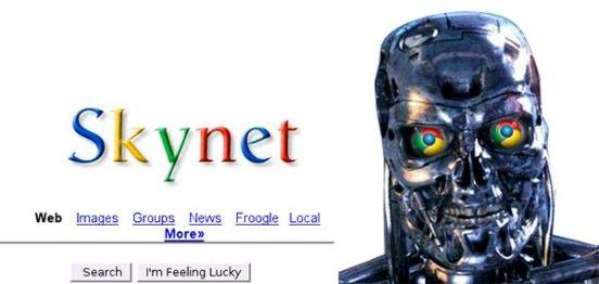 google-skynet