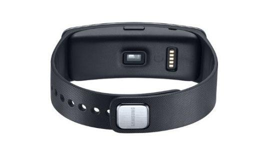 Samsung Gear Fit clipset pulsera inteligente