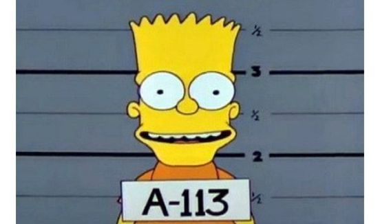 Simpsons A113 clipset