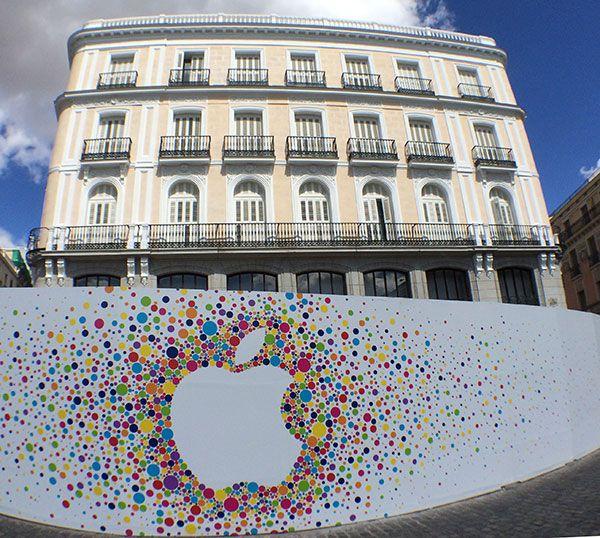 apple store madrid sol