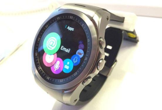 LG Watch Urbane LTE interfaz 2