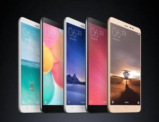 Xiaomi Mi, Redmi Note 3 3
