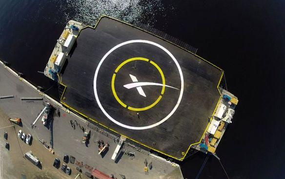 Autonomous Spaceport Drone Ship