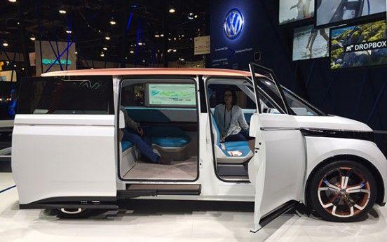 Volkswagen BUDD-e3