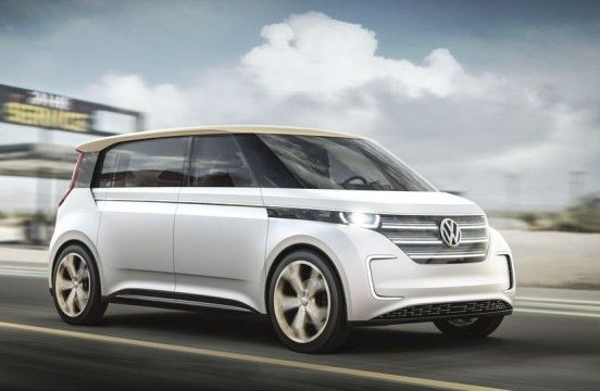 Volkswagen BUDD-e5
