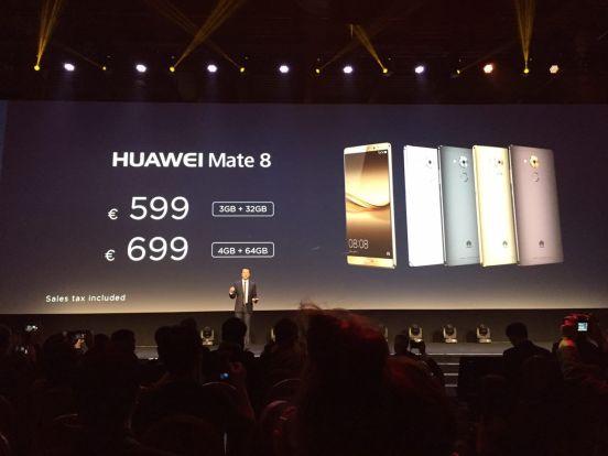 mate 8 precios