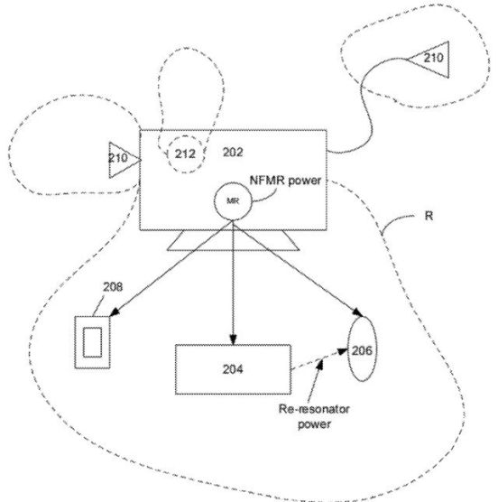 patente apple carga inalambrica copia