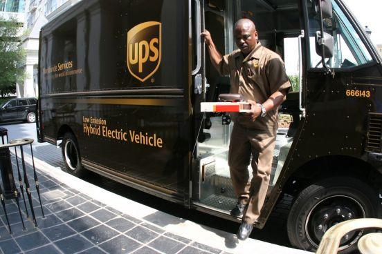 Repartido de UPS