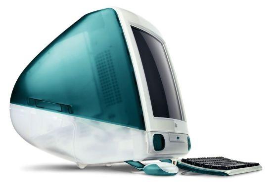 Primera versión del iMac