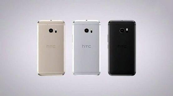 HTC 10 filtrado colores