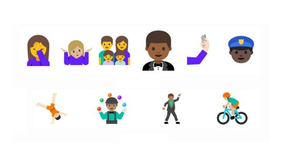 emojis android