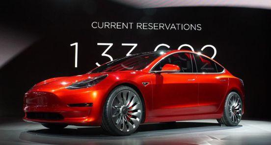 Tesla Model 3, el último coche de Tesla que se espera llegue en 2017