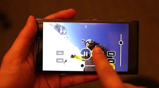 Microsoft Pre-Touch video