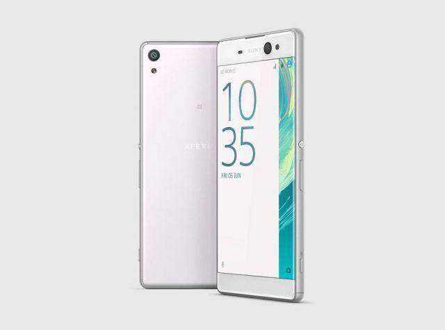 Sony Xperia XA Ultra blanco