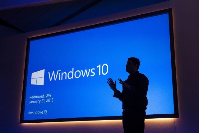 Presentación de Windows 10 en Redmond, Washington, EEUU